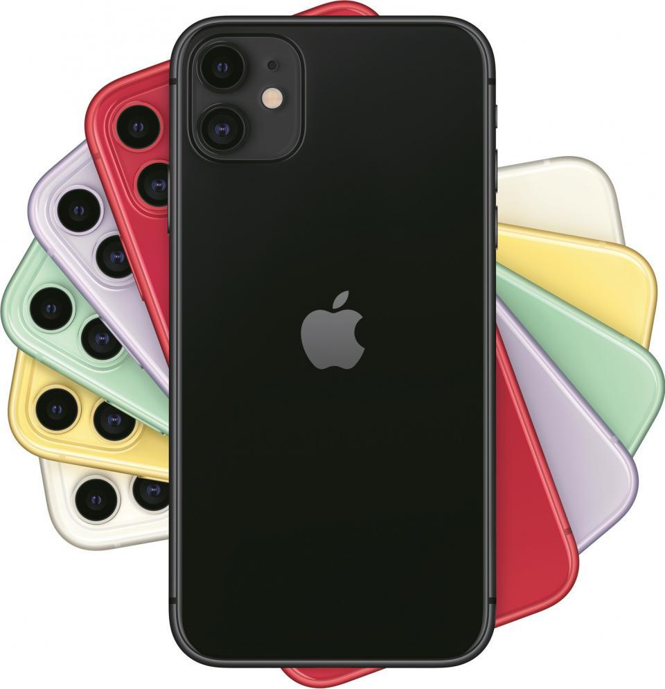 Refurbished iPhone 11 256Gb. Zwart. Nieuwstaat | iRepairshop