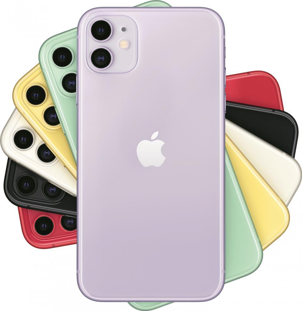 Refurbished iPhone 11 64Gb. Paars. Nieuwstaat | iRepairshop