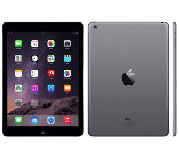 Refurbished iPad mini 2 16gb. WIFI + 4G Zwart. Lichte ...
